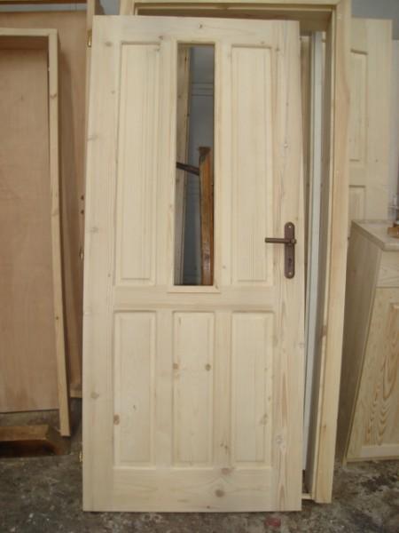 таблена врата без лак