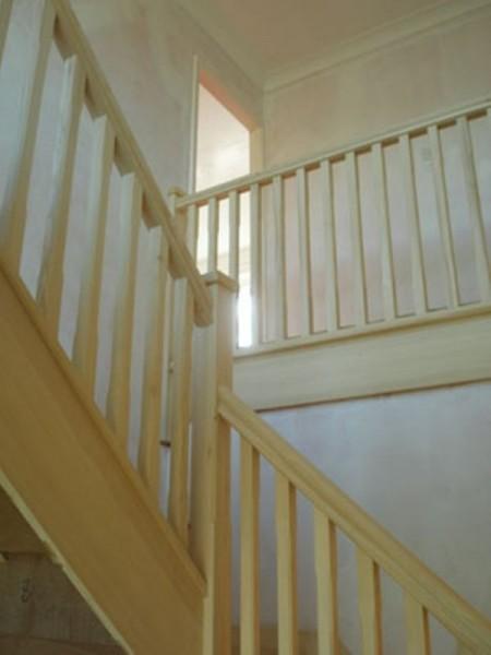 Заготовки за парапети за стълбища