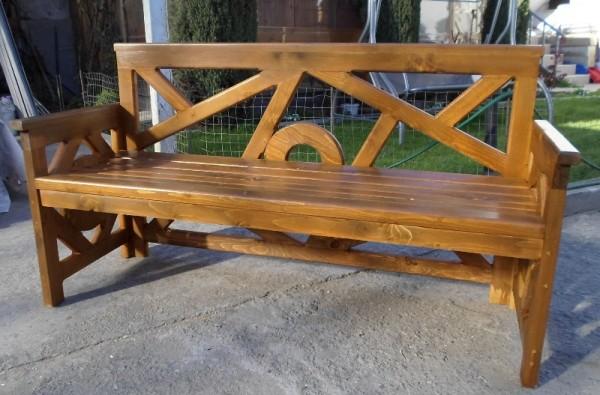 Градински дървени маси и пейки-Masiv.bg