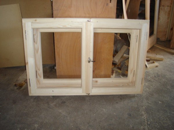 Прозорец двукатен