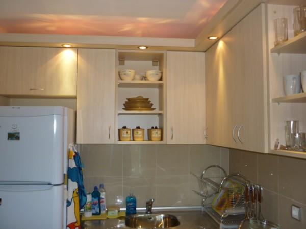 Кухня цвят бреза от ПДЧ