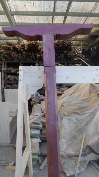 Заготовка за навеси и покриви