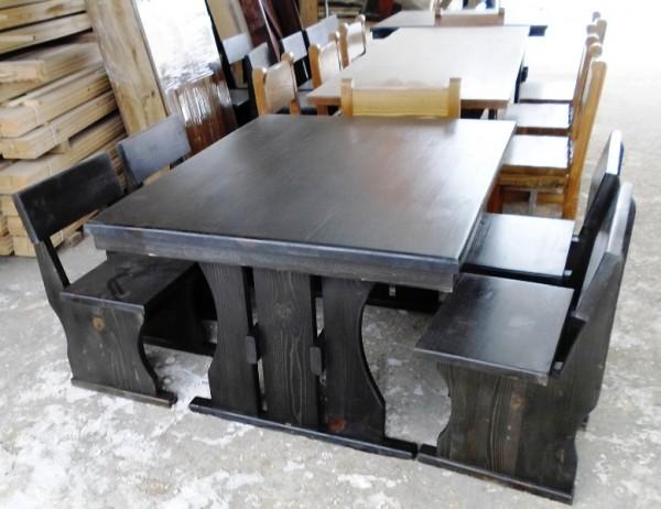 Баварски маси и столове, пейки от масивно дърво-MASIV.BG