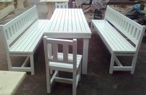 Градински маси и пейки, столове от масивно дърво-MASIV.BG