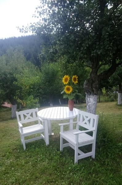 Градински маси и столове от дърво-MASIV.BG