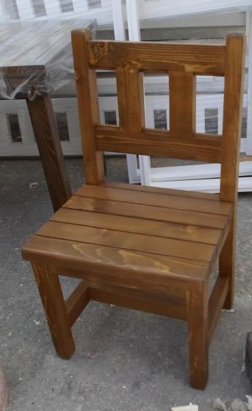 Стол от масив