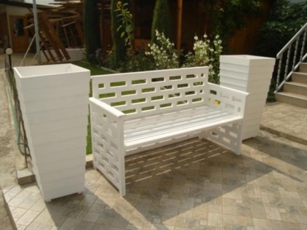 Градински дървени пейки -MASIV.BG