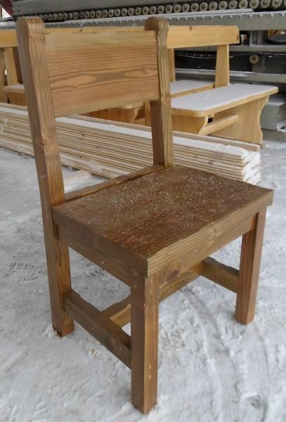 Стол от масивна дървесина
