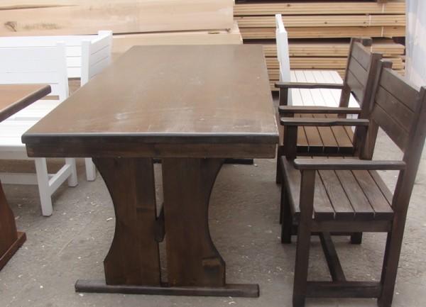 Баварски маси и столове от  дърво-MASIV.BG