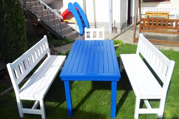 Градински маси и пейки от  дърво-MASIV.BG