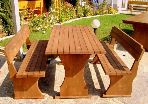 Градински маси и пейки от масивно дърво-MASIV.BG