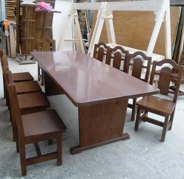 Баварски маси и столове от масивно дърво-MASIV.BG