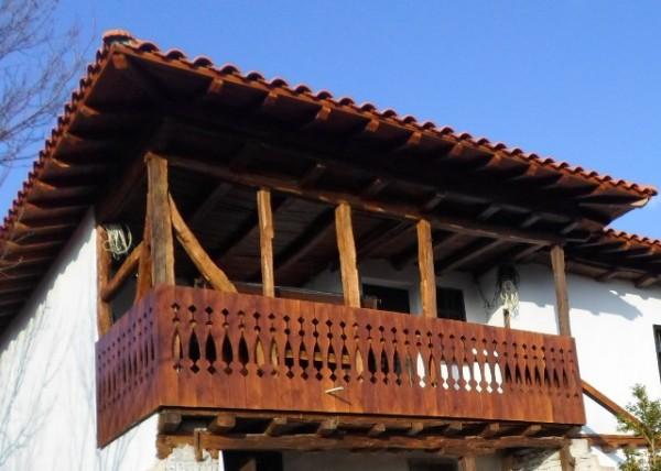 Заготовки за тераси и балкони