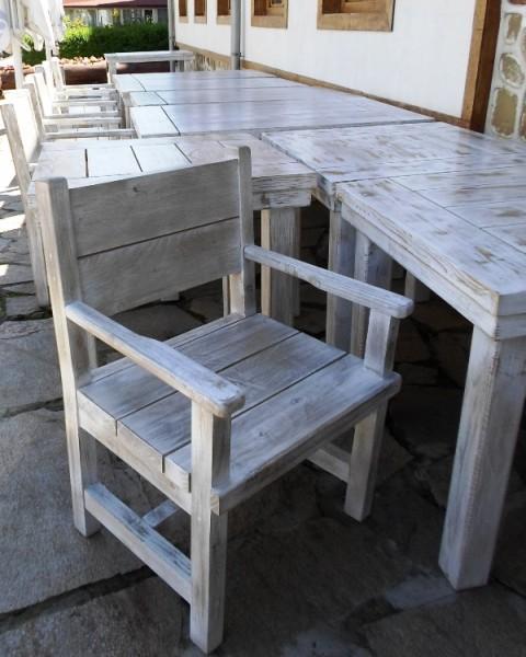 Обзавеждане за заведения,маси, пейки и столове-Мебели Масив-masiv.bg